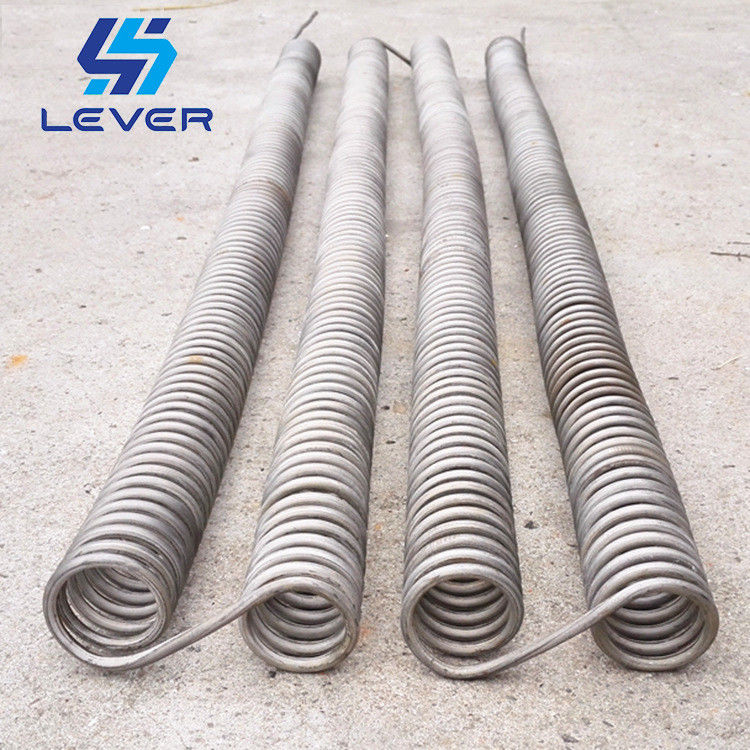 Heating coils inside the heating furnace of Glass Tempering furnace silicone heating element